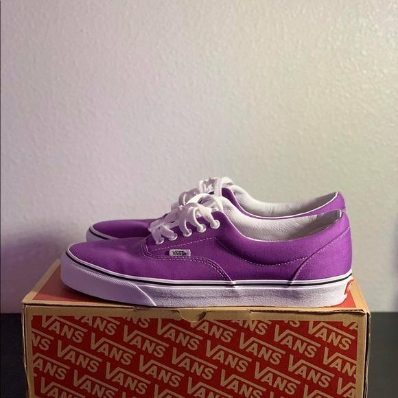 Vans Shoes | Vans Era All Purple Size 1